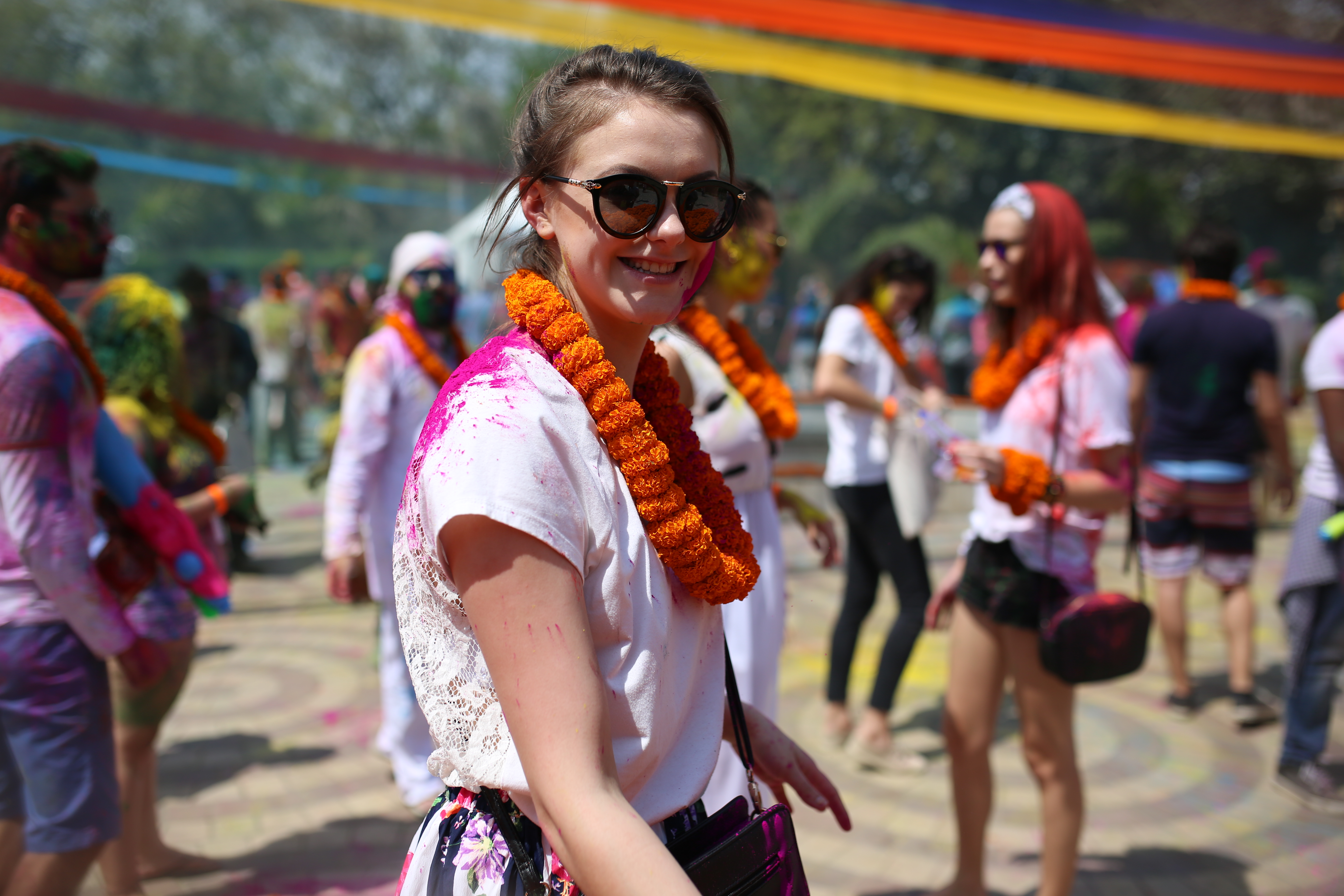 sanctioned rainbow anarchy top ways to enjoy holi 2017 travel and