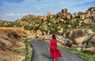 Experiences In The Fairy Tale Land Of Flintstones: Hampi.