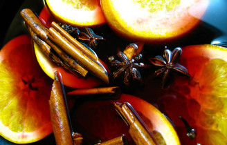 Mulled wine - To Warm Bitter Hearts and Cold Fingers.