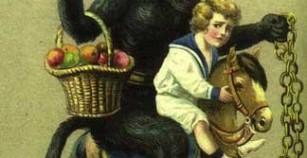 Gruß vom Krampus! – Lesser Known Christmas Legends.