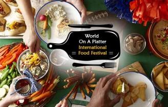 """""""World on a Platter"""" Food Festival at the JLN Stadium: the ultimate global taste-trek?"""